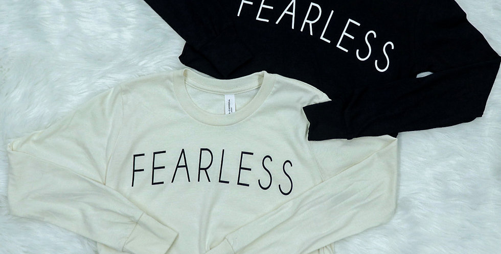 Fearless Youth Long Sleeve