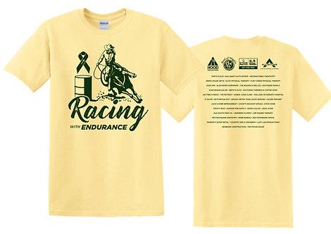 Courtney Hatten Stewart Fundraiser T-Shirt