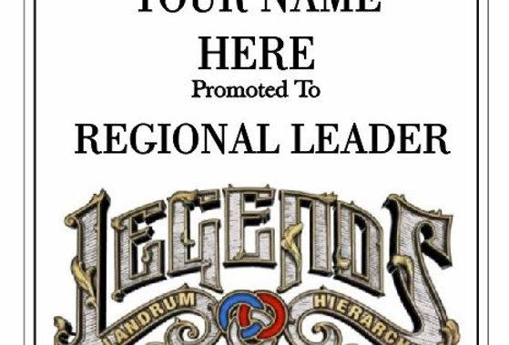 Regional Leader