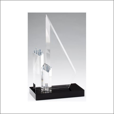 Crystal TRIANGLE Tower