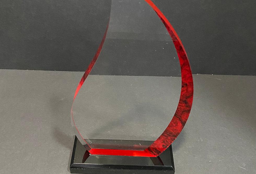 Acrylic Award CP87-BR