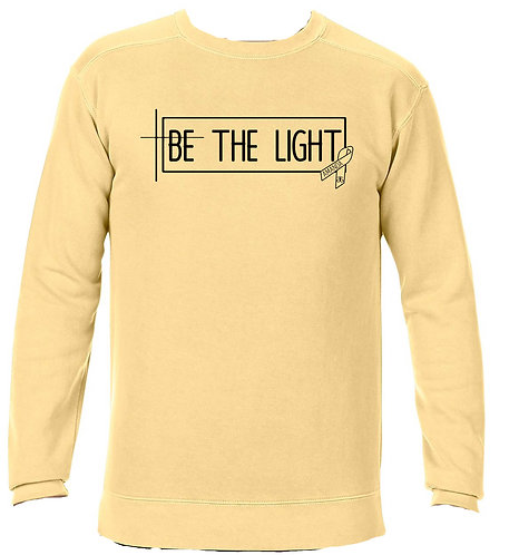 Comfort Color Sweatshirt Amanda Sharp