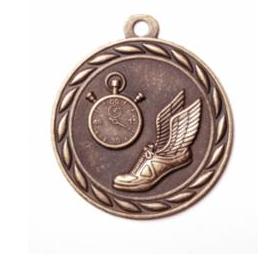 "Standard 2"" Track Bronze Medals"
