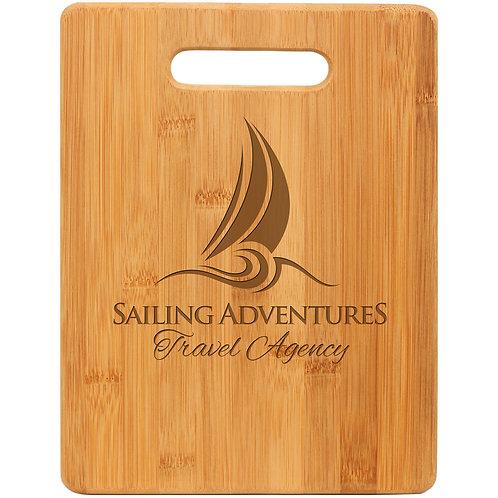 The cutter cutting board