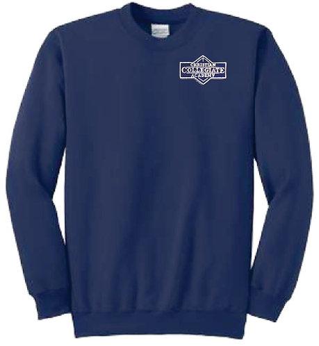Adult CCA Neck Sweatshirt