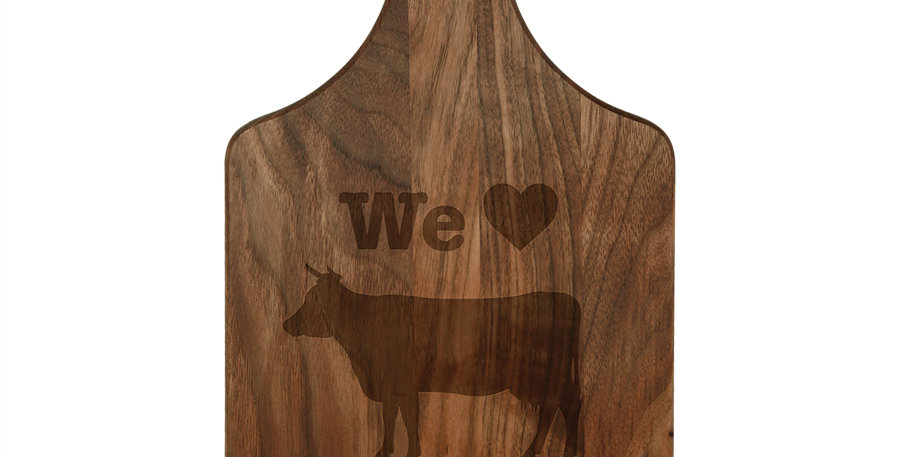 Personalize the kitchen cutting board