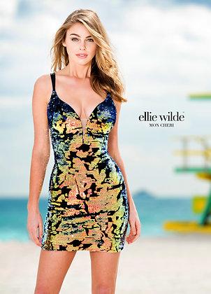 Ellie Wilde for Mon Cheri EW21839S