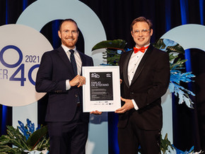 De Stefano & Co Director recognised in the InDaily 40 Under 40 Awards for 2021