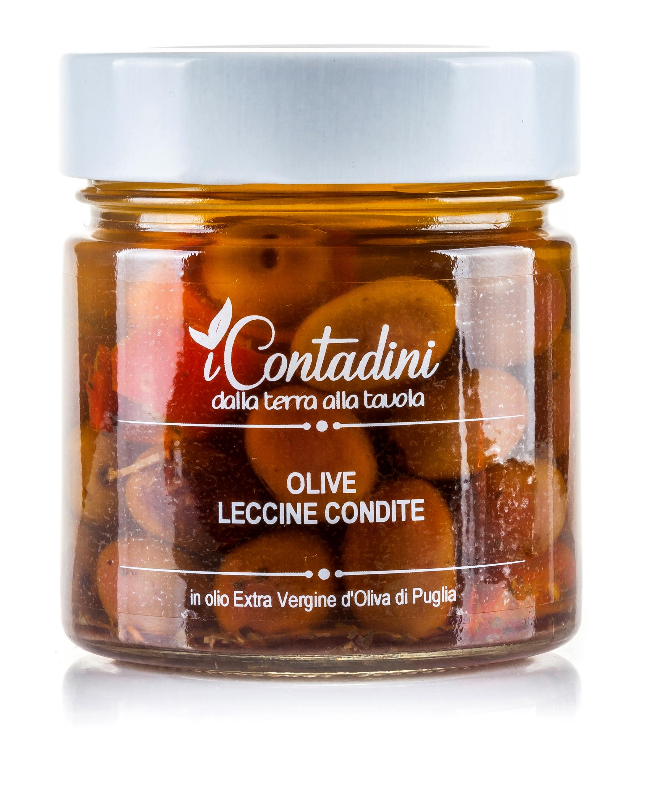 OLLE0230 - Olive leccine condite