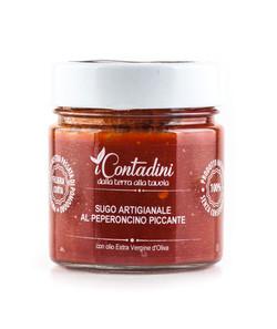 SPPE0200 - Sugo artigianale al peperoncino piccante