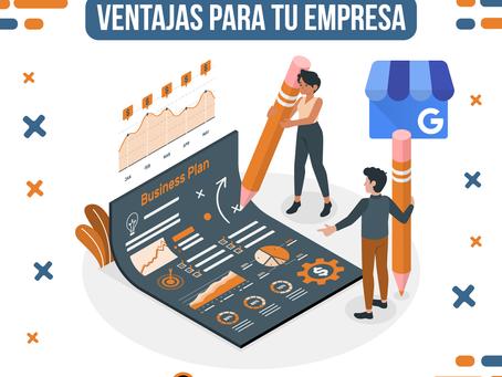 Google My Business y las ventajas para tu empresa