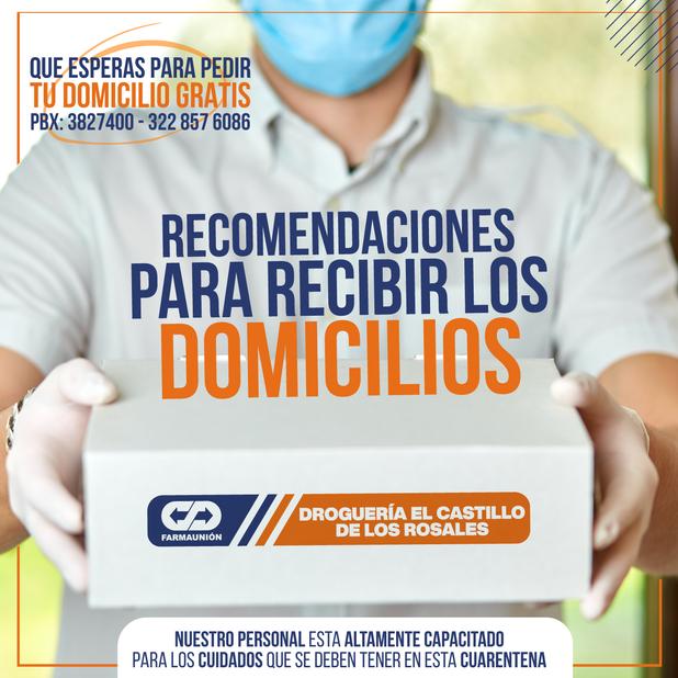 DROGUERÍA EL CASTILLO