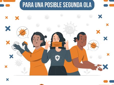 Coronavirus y las lecciones para una posible segunda ola.