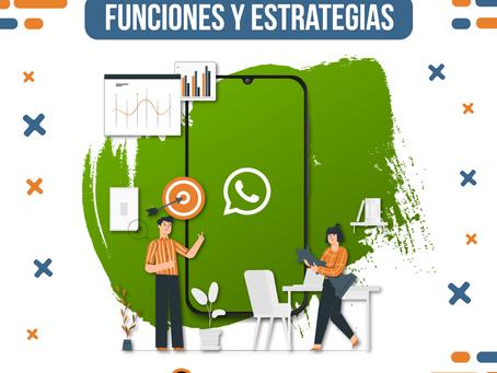 WhatsApp business funciones y estrategias