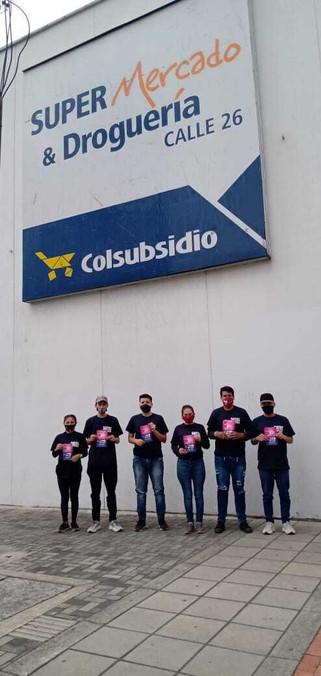 Distribución Colsubsidio