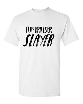 Fundraiser Slayer T-Shirts