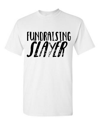 Fundraising Slayer T-Shirts