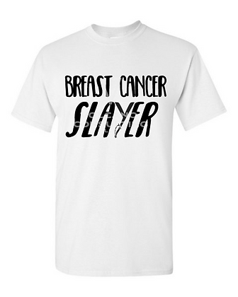 Breast Cancer Slayer T-Shirts