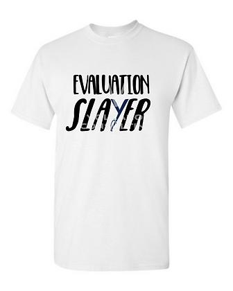 Evaluation Slayer T-Shirts