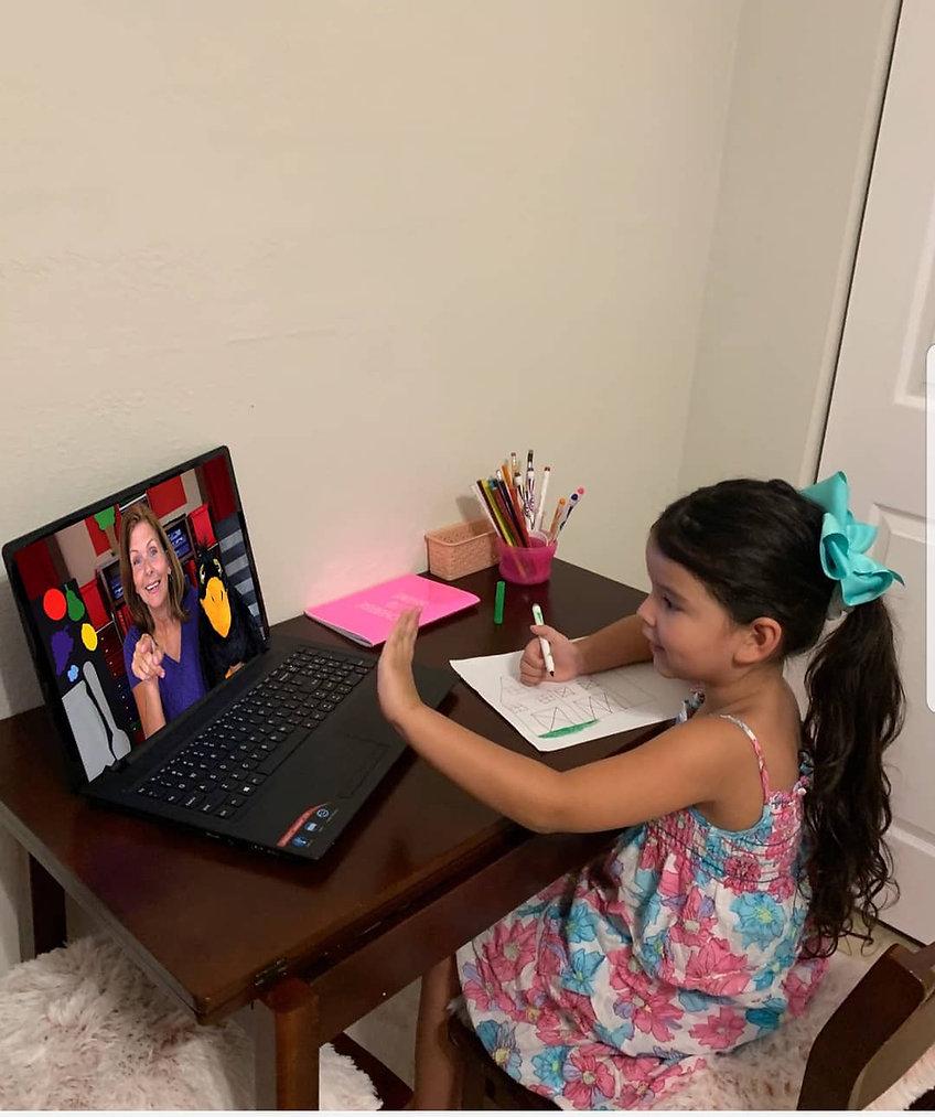 online preschool free Maria