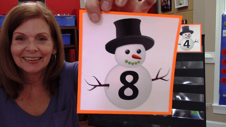 denise showing snowman number 8 - Copy.p
