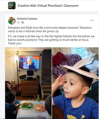 preschool virtual learning program