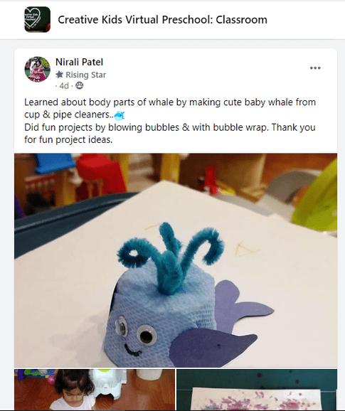 creative kids virtual preschool