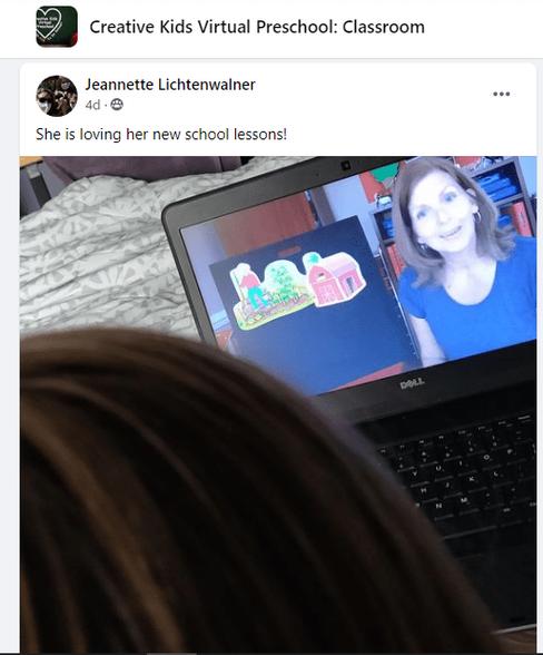 preschool online learning program