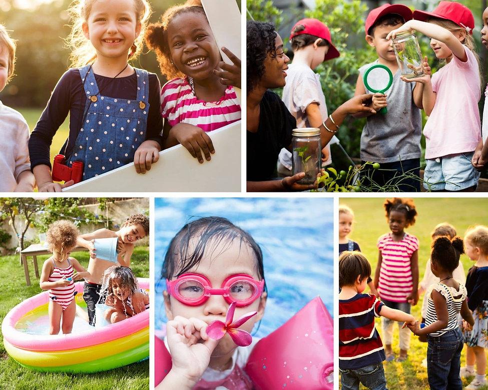 Virtual Preschool free summer camp