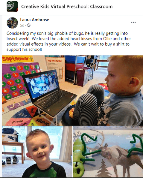 free online preschool lessons