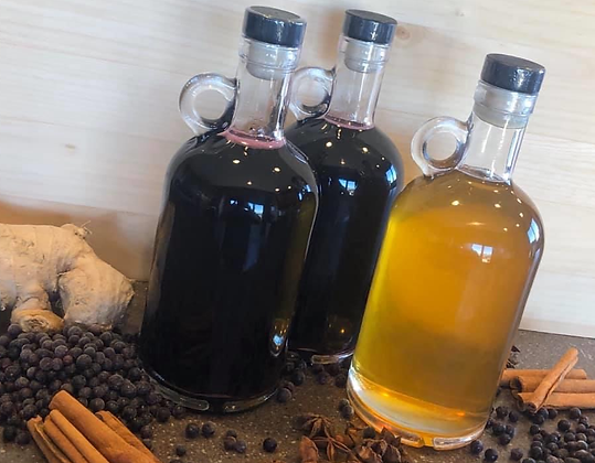 Elderberry Syrup (26oz)
