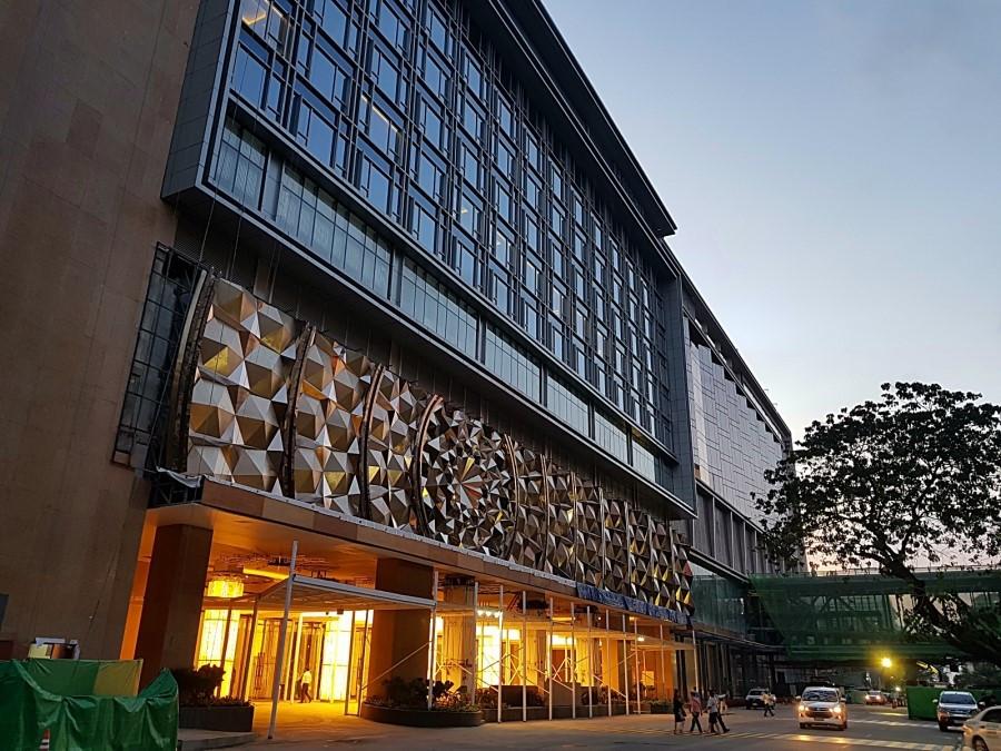 필리핀카지노 건물 사진