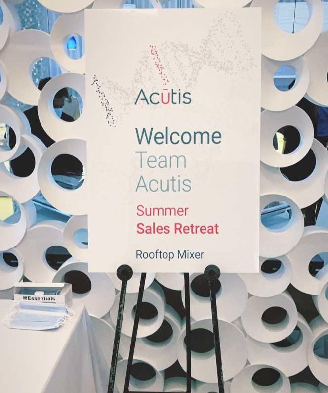 Acutis Summer Sales Retreat