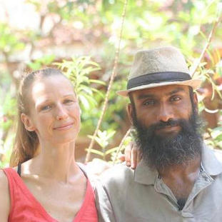 From milkweed to wool in Auroville