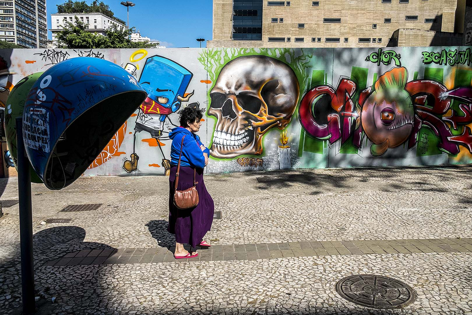 Street | Márcio Neves @alemdoolhar