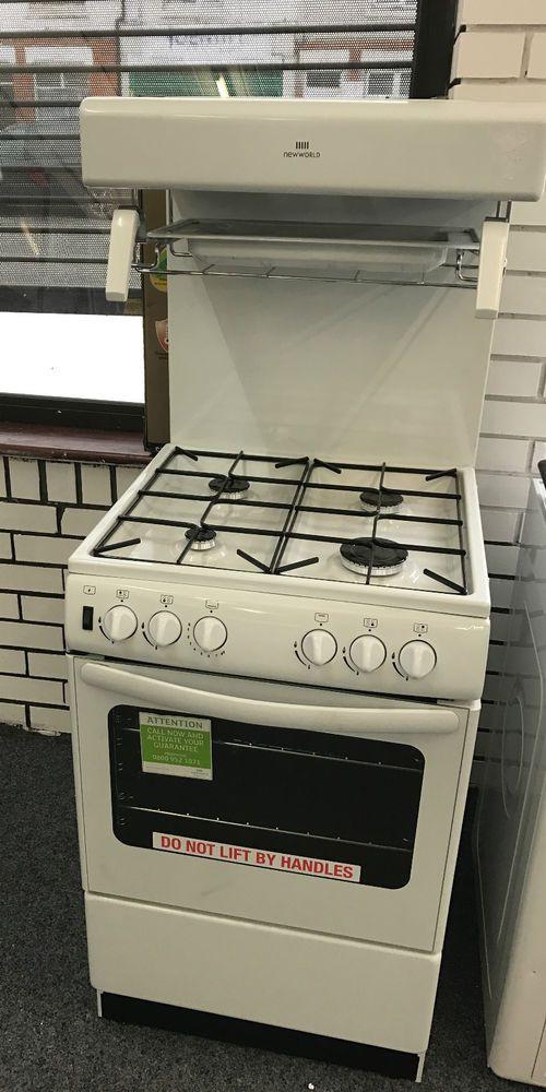 Eye level cooker
