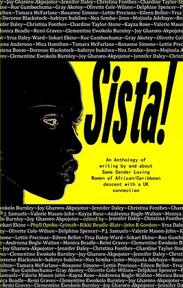 Sista! edited by Phyll Opoku-Gyimah
