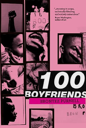 100 Boyfriends by Brontez Purnell