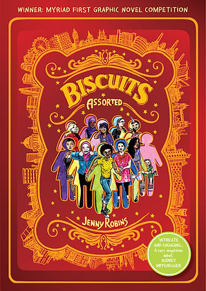 Biscuits (assorted) by Jenny Robins