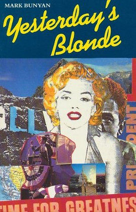 Yesterday's Blonde by Mark Bunyan