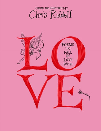 Poems to Fall in Love With chosen by Chris Riddell