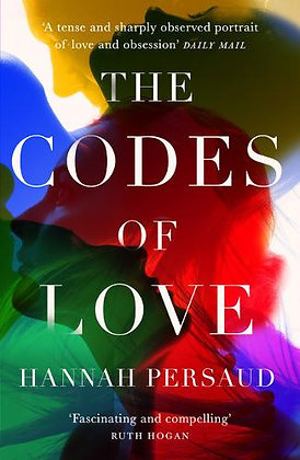 The Codes of Love by Hannah Persaud