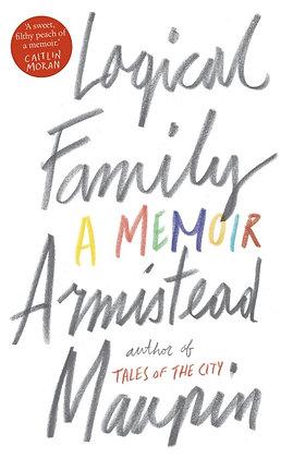 Logical Family - a memoir by Armistead Maupin