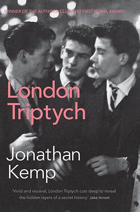 London Triptych by Jonathan Kemp