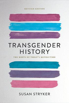 Transgender History by Susan Stryker