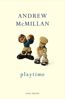 playtime by Andrew McMillan