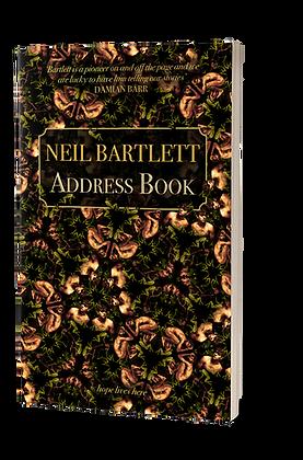 Address Book by Neil Bartlett
