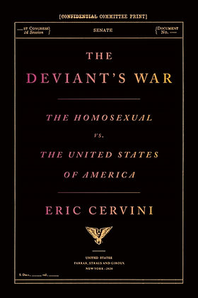 The Deviant's War by Eric Cervini