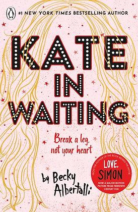Katie in Waiting by Becky Albertalli