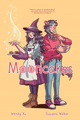Mooncakes by Wendy Xu and Suzanne Walker